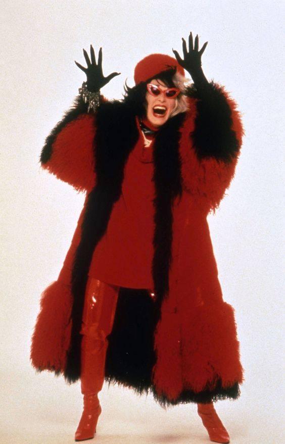 Gu thời trang thượng hạng biến Cruella thành nhân vật phản diện vĩ đại nhất mọi thời đại của Disney