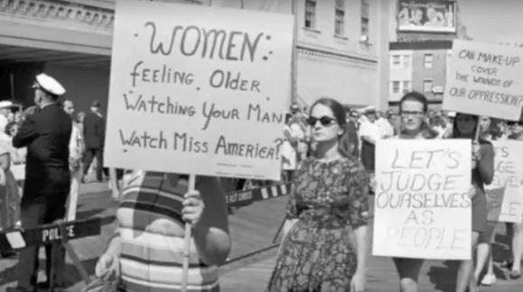 21 bức ảnh lịch sử về phong trào nữ quyền trên thế giới