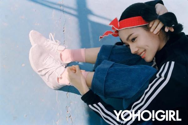 'Siêu cấp trai đẹp' Huỳnh Thánh Trì sánh vai 'công chúa nhà Dương Mịch' trong phim thanh xuân mới