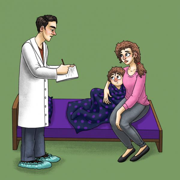 5 quy tắc đơn giản của bác sĩ nhi khoa để nuôi một em bé khỏe mạnh