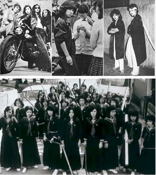 'Đại tỷ' đường phố Sukeban thập niên 60 - Nỗi khiếp sợ của nam nhi Nhật Bản