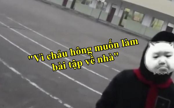 Chuyện hi hữu ở Trung Quốc: Cậu bé nói dối với bố mẹ và cảnh sát mình bị bắt cóc để khỏi làm bài tập về nhà