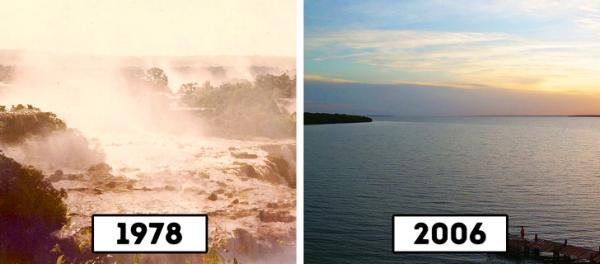 11 danh thắng du lịch nổi tiếng đã biến mất vĩnh viễn vì sự tàn phá của con người