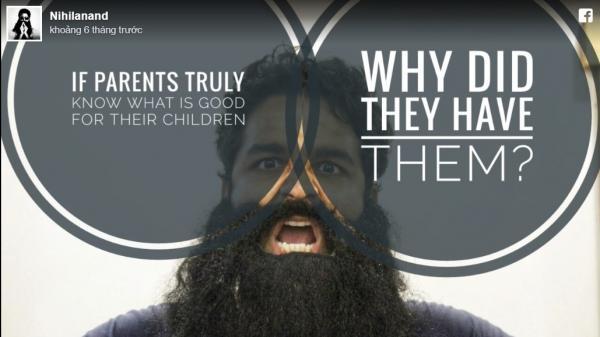 Thanh niên Ấn Độ kiện cha mẹ ra tòa vì...  tự ý sinh mình ra mà không hỏi trước ý kiến mình