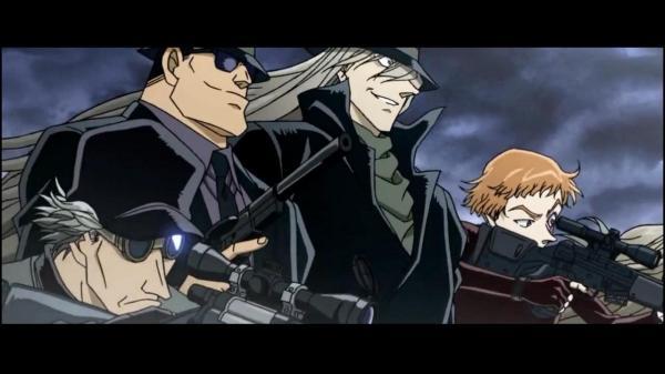 Gần 100 tập truyện 'Thám Tử Lừng Danh Conan', bạn đã biết Tổ chức áo đen làm công việc gì chưa?
