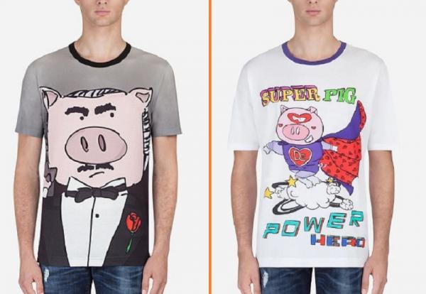Dolce & Gabbana 'ăn theo' Tết Nguyên đán, ra mắt bộ sưu tập Hợi sau scandal sỉ nhục Trung Quốc