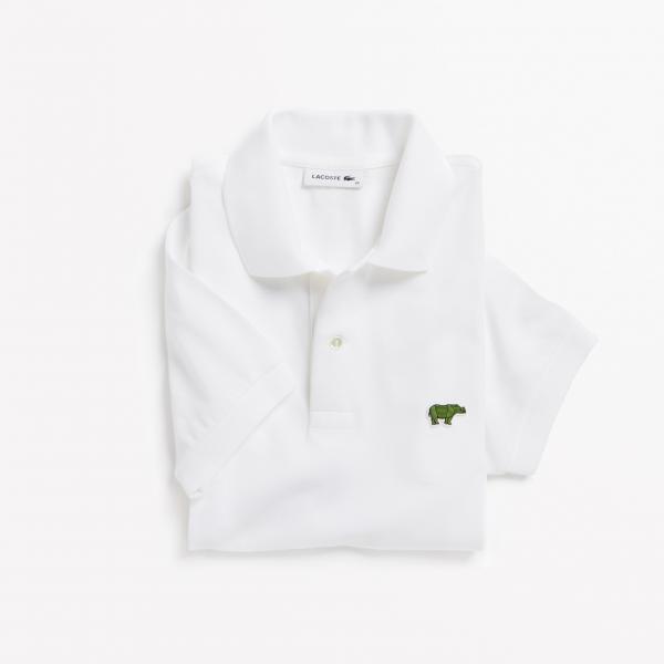 Hãng Lacoste thay thế logo cá sấu thành các loài động vật đang có nguy cơ tuyệt chủng