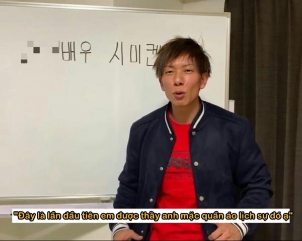 'Hoàng tử' JAV Nhật Bản 'đổi nghề' làm YouTuber tại Hàn và đây là những bình luận bá đạo từ fan