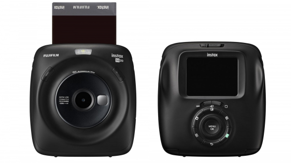 Fujifilm ra mắt máy ảnh lấy ngay mới cho phép bạn chọn ảnh và chỉnh sửa trước khi in