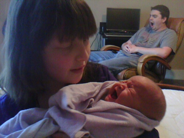 18 khoảnh khắc gia đình cảm động không thể diễn tả bằng lời