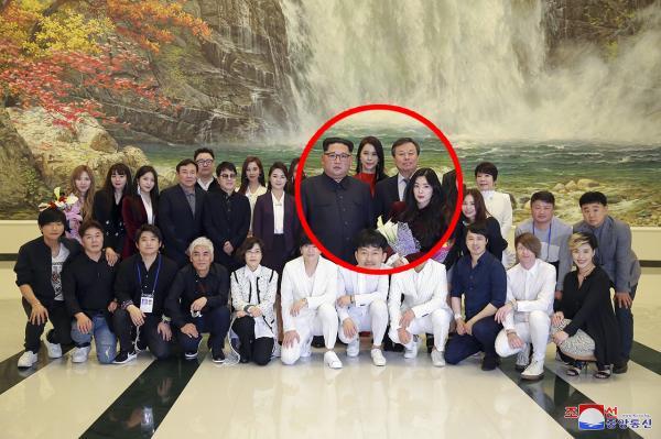 Irene lần đầu lên tiếng về thông tin nhà lãnh đạo Bắc Hàn Kim Jong Un là  'fanboy' của mình