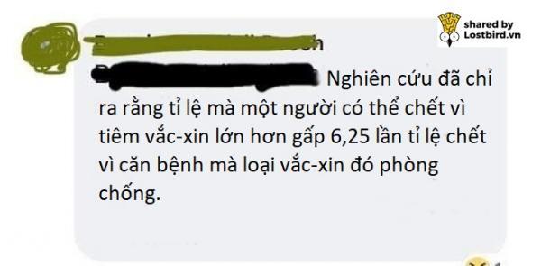 Cười ra nước mắt khi nghe anti-vaxxer đưa ra những lí do bài trừ vắc-xin: Còn gì ngớ ngẩn hơn?