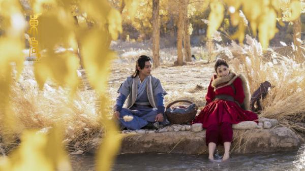 'Đông Cung': Những cảnh ngọt trụy tim của Tiểu Phong và Cố Tiểu Ngũ trước khi nhảy sông Quên
