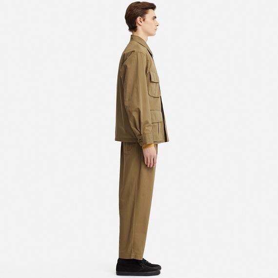 Hãng thời trang danh tiếng Uniqlo sản xuất hàng loạt 'đồng phục Kim Jong Un'