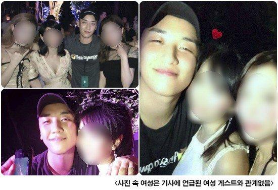 Dipsatch vào cuộc, tố tiệc sinh nhật năm 2017 của Seungri có liên quan đến bê bối ở 'Burning Sun'