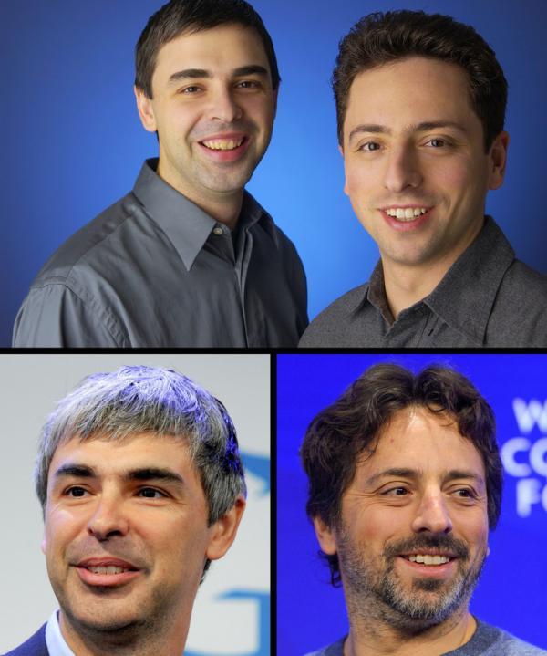10 tỷ phú đã khởi nghiệp và thay đổi ngoại hình như thế nào?