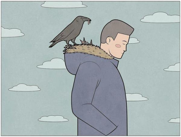 Bộ tranh biếm họa đầy ẩn ý về cuộc sống của giới trẻ hiện nay