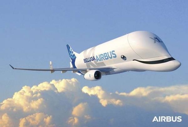 Beluga XL này sẽ đoạt danh hiệu chiếc máy bay đáng yêu nhất hệ Mặt trời