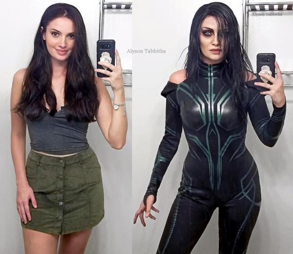 'Cô gái vàng của làng cosplay' khiến cư dân mạng phải ngả mũ bởi khả năng hóa trang nhân vật trong phim vô cùng tài tình
