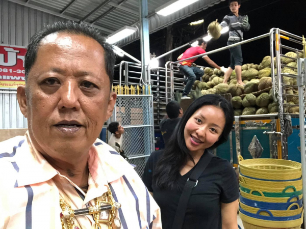 Ông vua sầu riêng Thái Lan bỏ ra 7,3 tỷ đồng để kén rể cho con gái