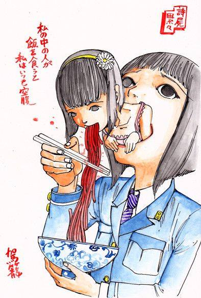 Kago Shintaro - Thiên tài Ero Guro biến những hoang tưởng quái dị trở thành vẻ đẹp thời thượng