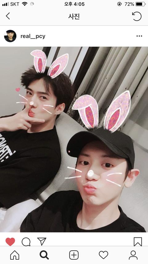 Nghìn lẻ một bức ảnh chứng minh Sehun (EXO) vô tội