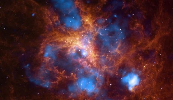 Sự thật bất ngờ về cơ thể con người: Chúng ta và các ngôi sao là họ hàng