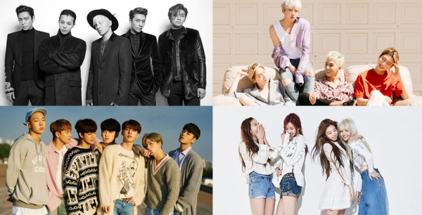 Doanh thu tăng trưởng thần kì nhờ BTS, Bighit đã lọt top 3 công ty giải trí hàng đầu Hàn Quốc năm 2018