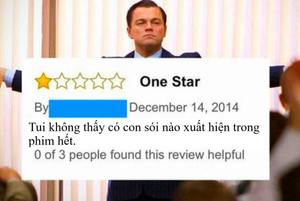 Cười vỡ bụng với những lời review phim bá đạo nhất mọi thời đại