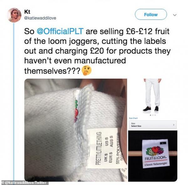 2 hãng thời trang bị buộc tội thay nhãn mác của mình vào quần áo giá rẻ để bán với giá 'cắt cổ'