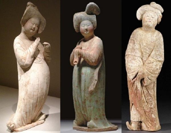 Nhiều bằng chứng cho thấy triều đại nhà Đường không hề tôn sùng vẻ đẹp đẫy đà như ta vẫn nghĩ