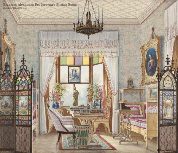Tái hiện căn phòng trong các bức họa kinh điển: Thử một lần được ở cùng nhà với các vĩ nhân