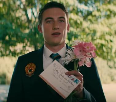 Lộ diện trai đẹp là tình địch mới của Peter trong phần 2 'To All the Boys I've Loved Before'