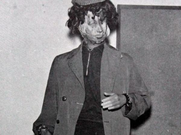 Nổi gai ốc với loạt vụ án liên quan đến chiếc mặt nạ