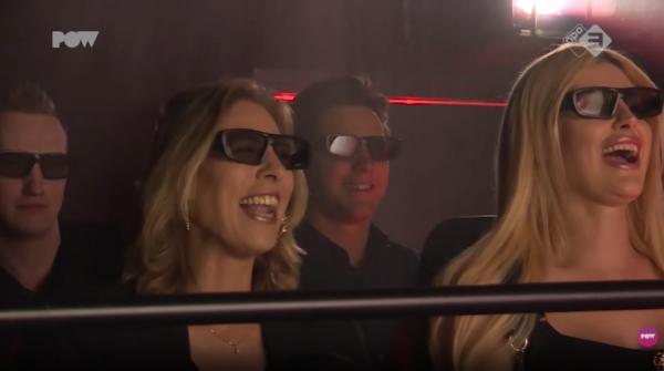 Tin được không: Hà Lan mở rạp chiếu 'phim người lớn' với định dạng 5D