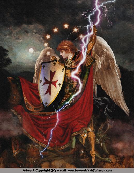 Hành trình chuộc tội của Thiên thần Ramiel và câu chuyện về sự hối cải đầy ý nghĩa trong Kinh thánh