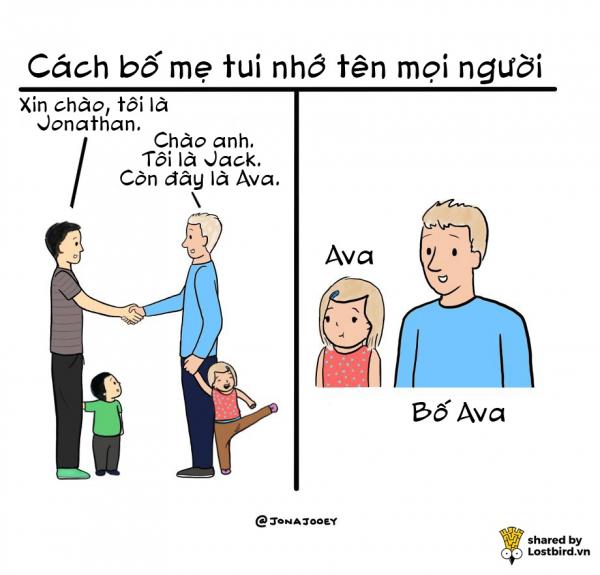 Bộ tranh về chuyện nuôi dạy con của ông bố trẻ: Ai cũng nên xem