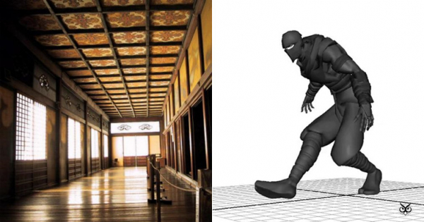 Góc thắc mắc: Ninja có thực sự mặc toàn trang phục màu đen?