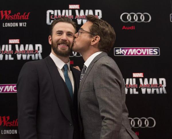 Robert Downey Jr. - Sự lựa chọn sáng suốt nhất của nhà Marvel