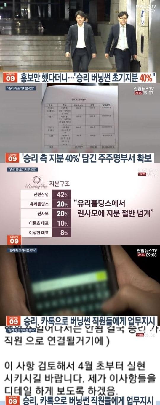 Truyền thông lật tẩy lời nói dối của Seungri: Chỉ là người quảng bá hay đại cổ đông điều hành Burning Sun?