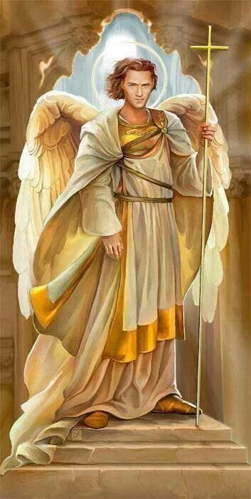 Tổng lãnh thiên thần Uriel - Hộ thần của sự thông thái