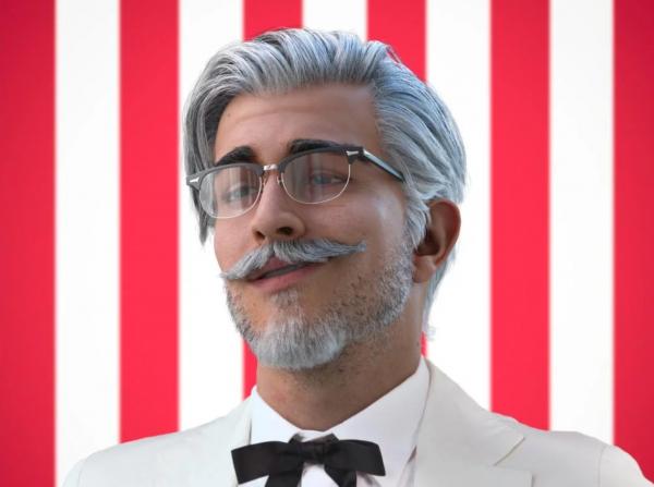 KFC gây tranh cãi khi biến hình tượng Đại úy Sander đặc trưng thành hot Instagram