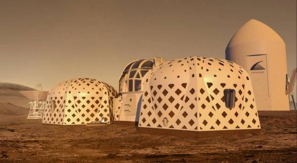 Top 3 ngôi nhà đỉnh cao nhất trong cuộc thi Thiết kế nơi ở trên sao Hỏa của NASA có gì đặc biệt?