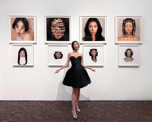 Dain Yoon - 'Thánh trang điểm' ngụy trang bất chấp mọi môi trường