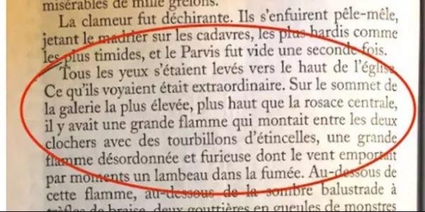 Vụ cháy Nhà thờ Đức Bà Paris đã được Victor Hugo dự đoán gần... 200 năm trước trong cuốn sách cùng tên
