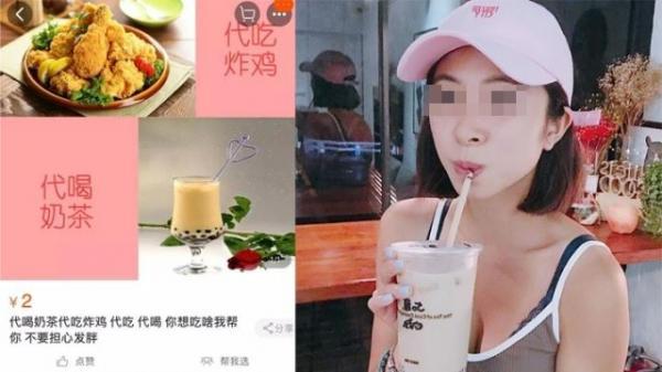 Trung Quốc nở rộ dịch vụ thuê người khác 'ăn hộ, uống hộ'
