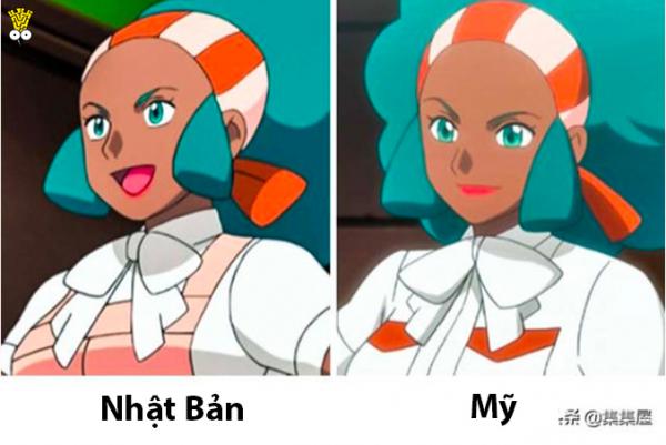 Ngay cả những phim hoạt hình quen thuộc nhất cũng có nhiều phiên bản khác nhau ở mỗi quốc gia