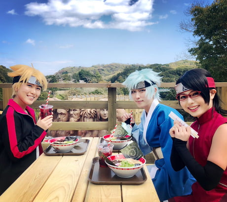 Trải nghiệm một ngày làm ninja Làng Lá tại công viên chủ đề Naruto ở Nhật Bản