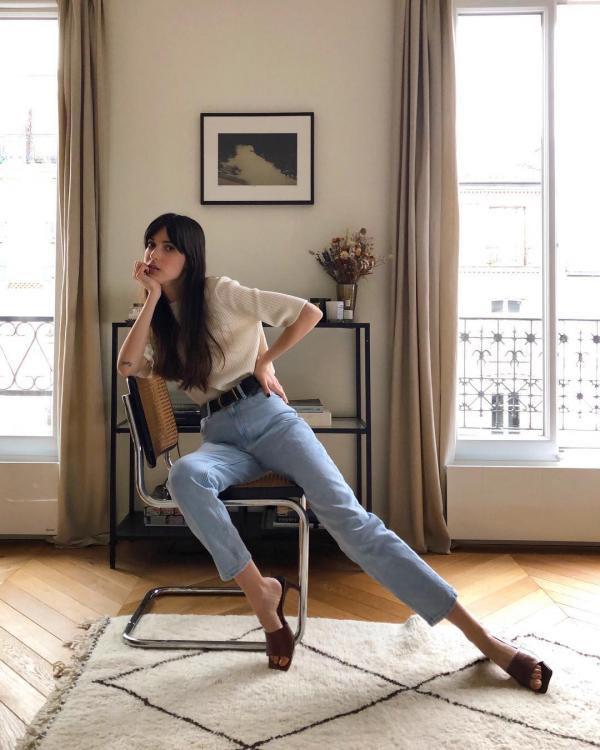 Những nàng thơ đất Pháp nổi tiếng trên Instagram với vẻ đẹp sang chảnh nhưng không cầu kì