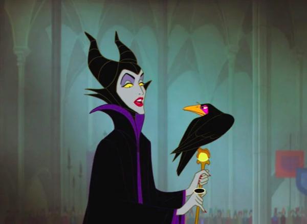 Bộ tranh khi các nhân vật phản diện của Disney còn bé